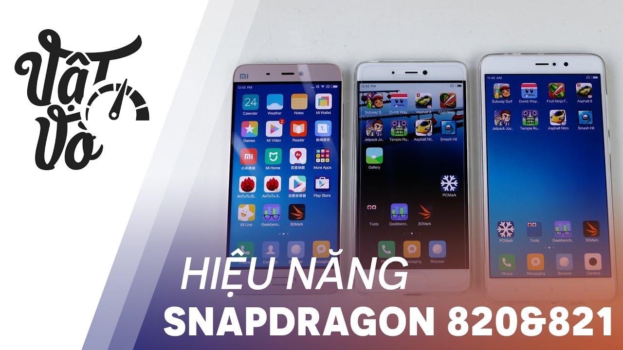 Vật Vờ| So sánh Xiaomi Mi5 với Mi5s và Mi5s Plus: hiệu năng có khác nhau?