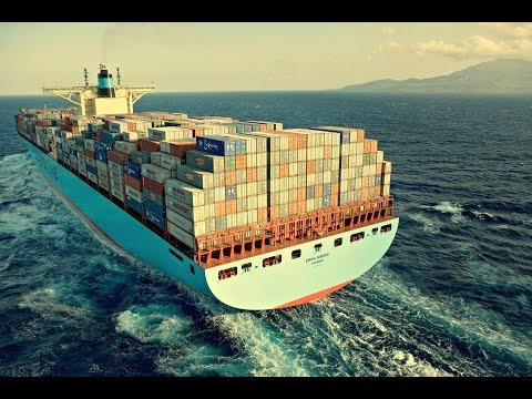 The World's Largest Container Ships