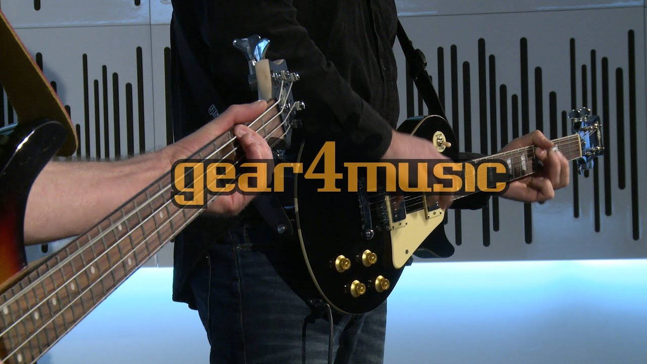 new jersey electric guitar by gear4music performance youtube. Black Bedroom Furniture Sets. Home Design Ideas