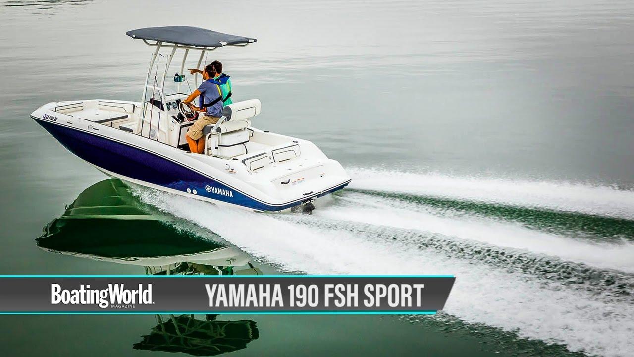 Yamaha 190 FSH Sport – Boating World