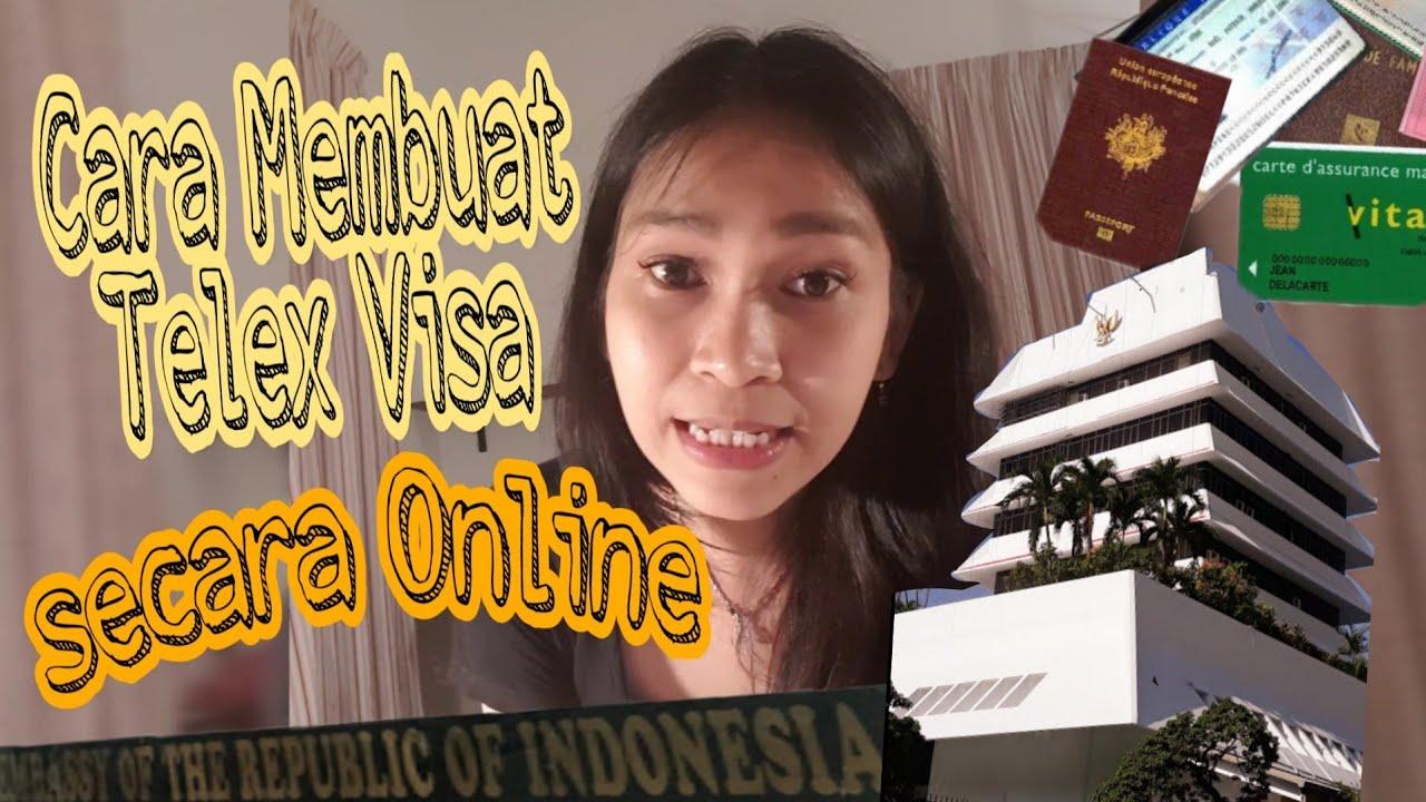 TELEX VISA || membuat VISA KUNJUNGAN SOSIAL BUDAYA ...