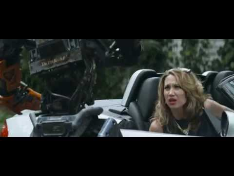 Chappie  Don't steal daddy's car  1080 HD