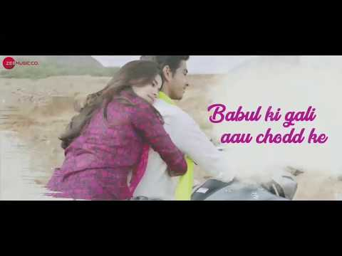 Dhadak Title Female Version Track Whatsapp Status | Dhadak New Song Whatsapp Status Dhadak Song 2018