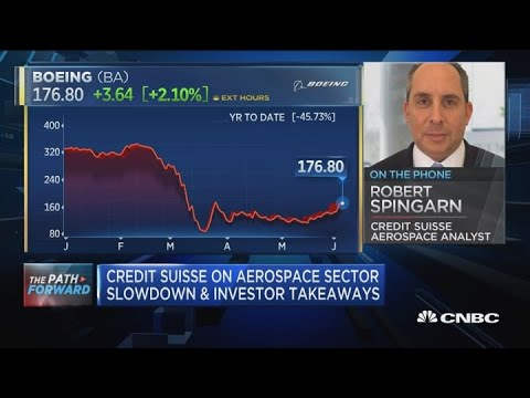The worst may be yet to come in the aerospace sector: Credit Suisse