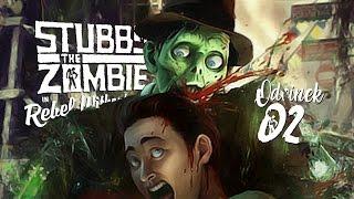 Stubbs the Zombie (PL) #2 - Rąsia bronią ostateczną (Gameplay PL / Zagrajmy w)