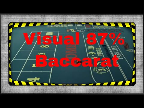Players From BeatTheCasino.com Show Results When They Implement The VIsual 87% Baccarat Solution.