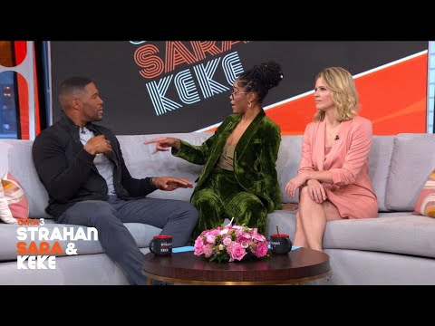 Should Michael, Sara And Keke Roast Each Other?