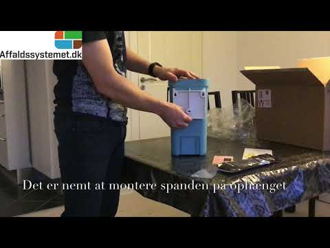 Brabantia Affaldsspand 12