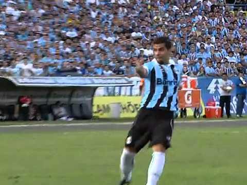 Grêmio 2 X 1 São Paulo - Brasileirão 2012 - 11/11/12 - MELHORES MOMENTOS