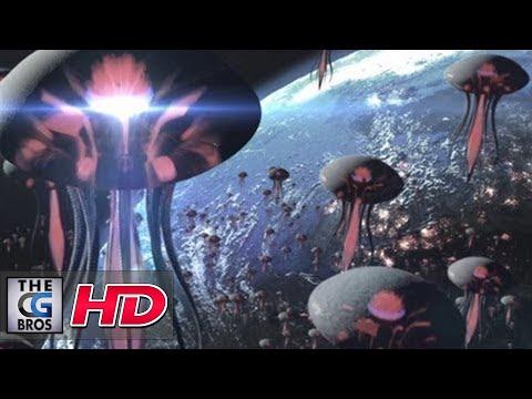 """CGI Sci-Fi Short Film : """"Souvenir""""  by - Gabriel Covacich"""
