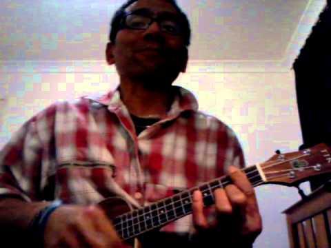 ayo mama (lagu daerah Maluku, ukulele)