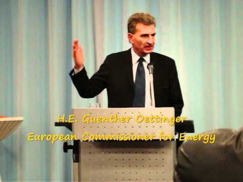 Future of the European energy policy,H.E. Guenther Oettinger,March,18th,2011,Stuttgart,Germany
