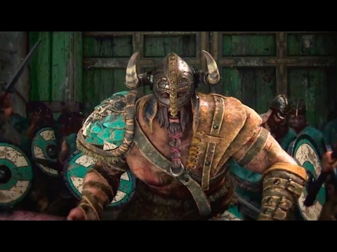For Honor Official Open Beta Trailer