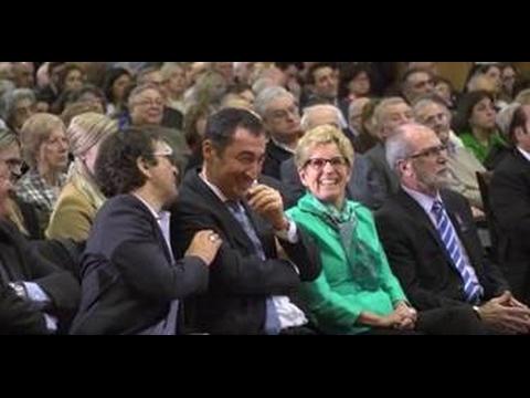 Cem Özdemir Interview & Speech: Hrant Dink Tribute 2017