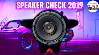 The Hi-Fi Speaker Check   Vibration DJ Competition Song 2019   LUCKY DJ   DJ4X.in