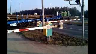 transport szyn dla Pomorskiej Kolei Metropolitalnej