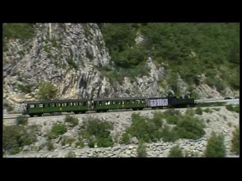André Claveau le petit train