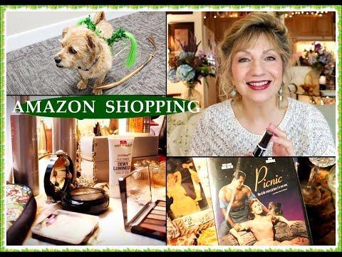 My Amazon Shopping Haul - Makeup & Skin Care For Mature Women