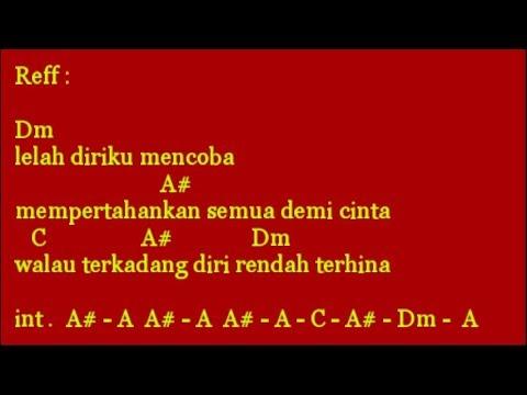 Akhir Sebuah Cerita - Evie Tamala_Chord Dan Lirik