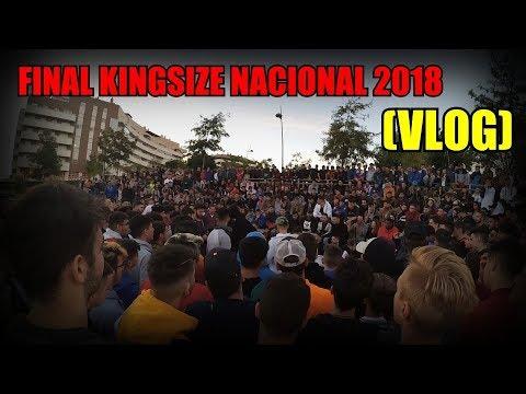 VLOG FINAL KINGSIZE NACIONAL 2018 | PPLUVLOGS