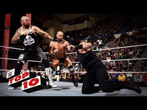 Top 10 Raw moments: WWE Top 10, April 25, 2016