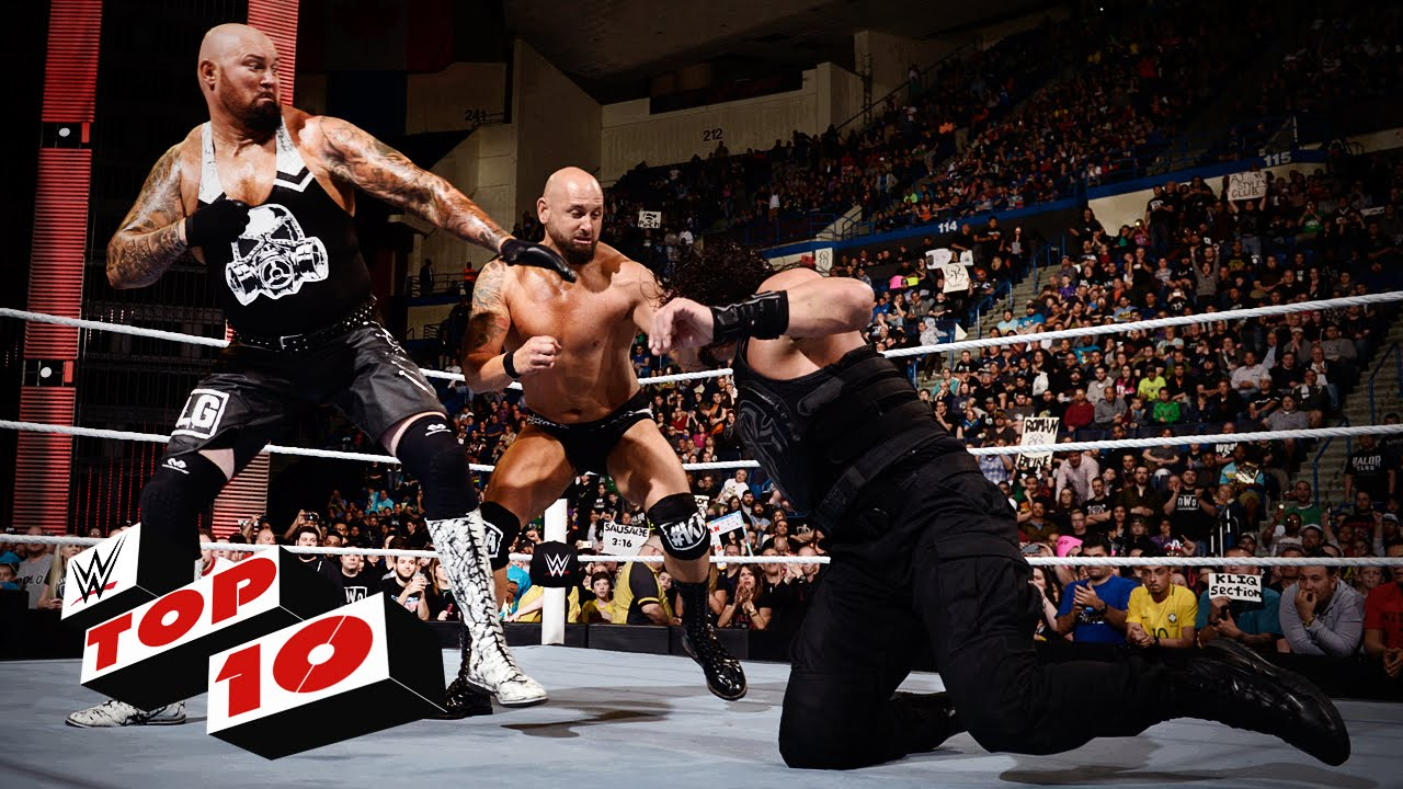 Top 10 Raw mome...