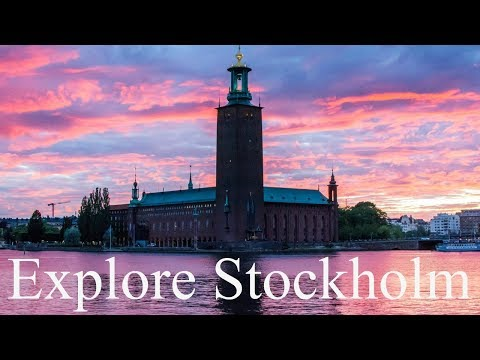 Stockholm Travel Vlog!! | Top Things To Do in Stockholm