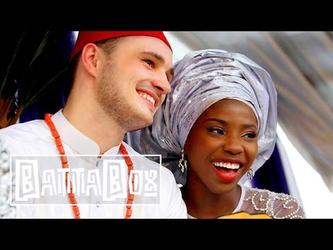 Can Nigerians marry a White Man?