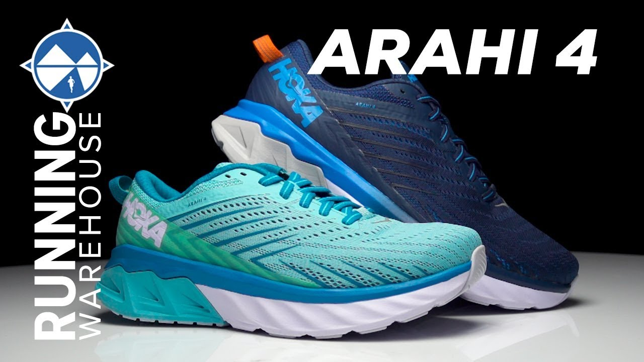 hoka one one stability shoes