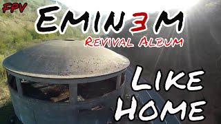Eminem - Like Home. ft. Alicia Keys | FPV Music Video | Lyrics