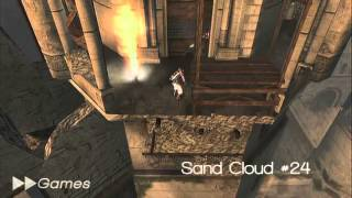 Prince of Persia: Sands of Time [All Sand Cloud Locations]