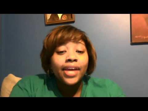 Ebonee Singing I Am For You, Lisa Tucker RE: