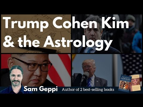Trump Case Study - Crazy Accurate - Can Astrology Predict the Future?
