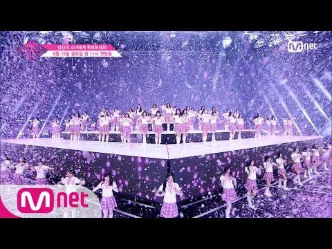 [ENG sub] PRODUCE48 [斓滌磮瓿店皽] 頂勲霌�鞀�_雮搓杭鞎�(PICK ME) Performance 180615 EP.0