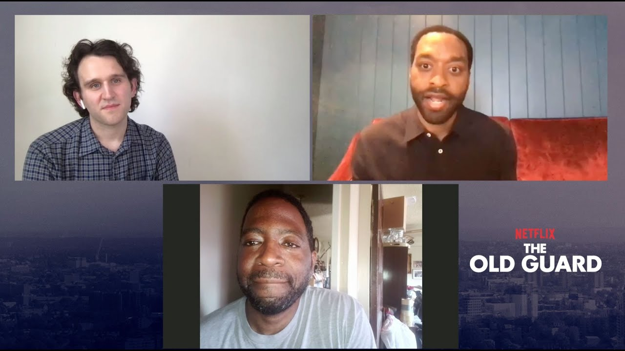 blackfillmandtv talks to harry melling and chiwetel ejiofor on the old guard youtube blackfillmandtv talks to harry melling and chiwetel ejiofor on the old guard