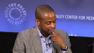 Psych - James Roday and Dulé Hill interviewed by Ally Sheedy