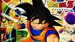 Brand NEW Dragon Ball Z Kakarot BOXART?! Shenron Wishes & Fight Villains From the PAST