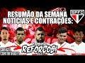 NOTÍCIAS SÃO PAULO FC-Resumo da Semana