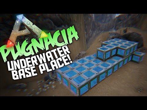 The Start of The Underwater Base!! Ep 15 - Let's Play Ark Pugnacia Gameplay