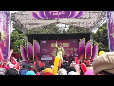 Live Perform Tiara Bahar - Penistaan Cinta (Meet & Greet Thapki - Bogor) ANTV