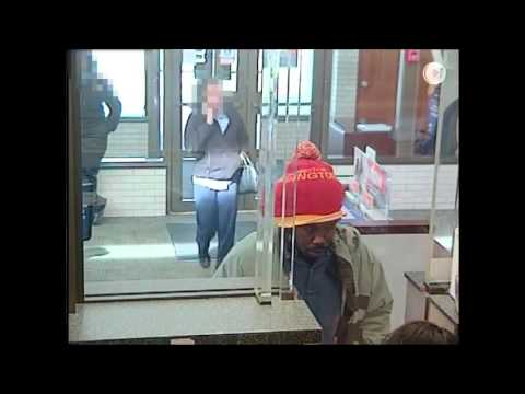 Person of Interest in Bank Robbery, 4100 b/o S Capitol St, SE, on October 5, 2015