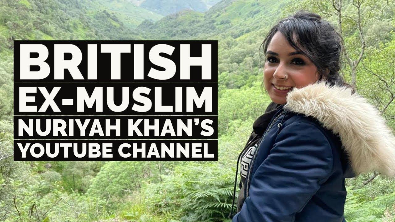 Ex-Muslim Woman Nuriyah Khan