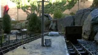 """The Resurrection """"The Ffestiniog 16mm Garden Railway"""""""