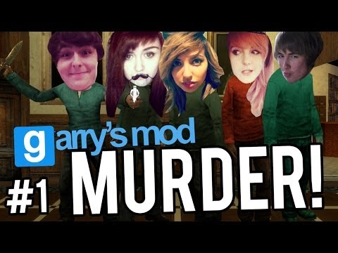 STAY AWAY FROM ME... | GMOD MURDER
