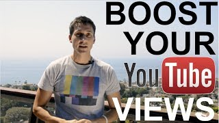 Boost YouTube Views: 8 Simple Tricks To Turbo Charge your Video Traffic