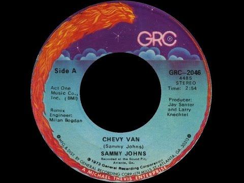 [1973] Sammy Johns • Chevy Van