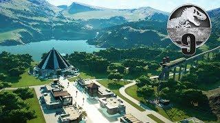 Jurassic World Evolution - Part 9 - NEW PARK! (World #3)