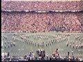 MSU Spartan Marching Band - October 20, 1979 MSU Vs. Purdue