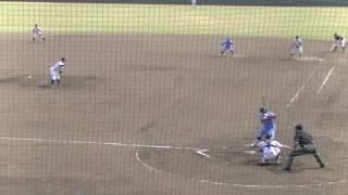 20160523 社会人野球OP戦 三菱重工神戸・高砂対JR西日本 8回表