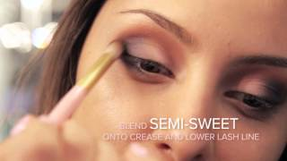 "Too Faced - Sweet and Sexy Romantic Look ""How To"" Thumbnail"